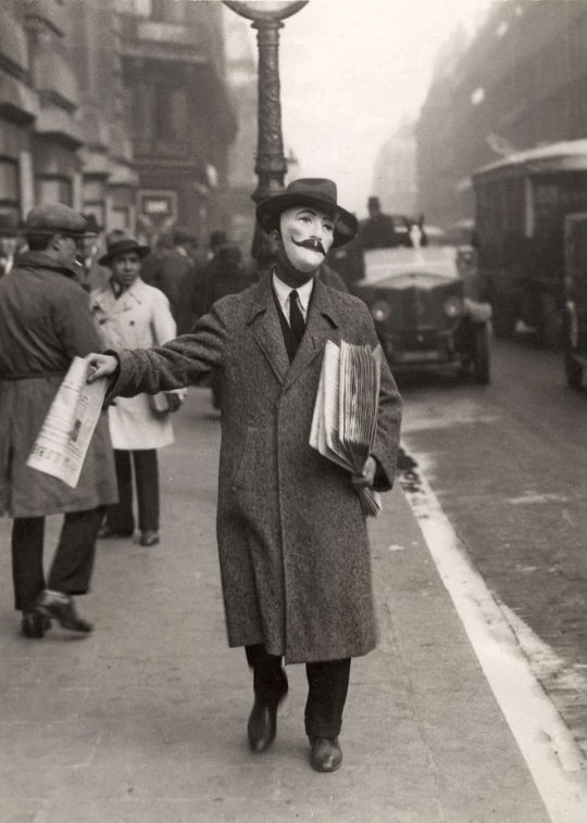 Original Anonymous in Paris (1929)