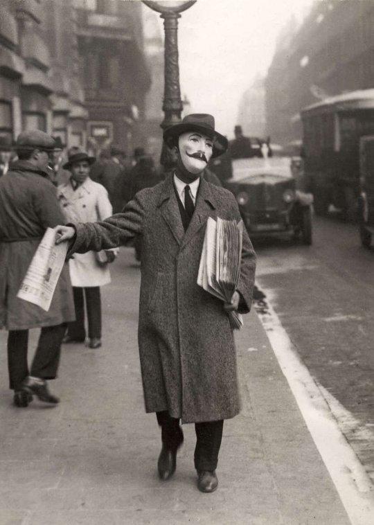 Original Anonymous in Paris (1929)